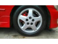 """Nissan S14 Alloys , Fit is200 / Altezza aswell. May swap for 17"""" 5x114.3 alloys."""