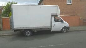 Man with a van. Cal 07943569424