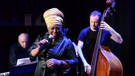 Jazz Verse Jukebox with Jumoké Fashola
