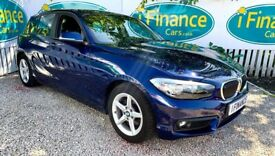 image for CAN'T GET CREDIT? CALL US! BMW 116d 1.5 TD ED Plus (s/s), 2016, Manual - £200 DEPOSIT, £87 PER WEEK