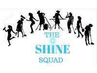 The Shine Squad - Domestic Cleaners *Fully insured*Police Checked*