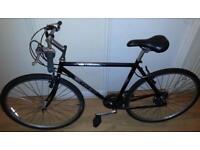 Trek hybrid aluminium bike bicycle