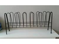 Shoe rack - holds 6 pairs