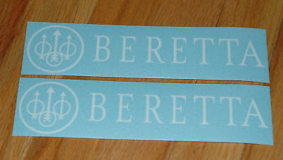 2 Beretta PX4 CX4 decals stickers handgun THE BEST!!! 92 fs 96 391 TWO FOR