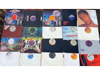 Job Lot of 285 DISCO 12 Inch Singles Rare Disco Soul Funk Collection