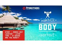 SUMMER BODY WORKOUT! GROUP CLASSES IN ANYTIME FITNESS LUTON / JUST 7£ PER SESSION!