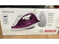 Bosch Iron.