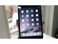 (LOWERED PRICE) APPLE IPAD MINI , 16GB , BLACK , WITH CHARGER , IN GOOD CONDITION