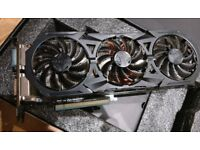 Gigabyte GeForce GTX 980 Gaming 4096MB GDDR5