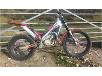 Trials Bike - Gas Gas TXT Pro 125cc Raga Racing