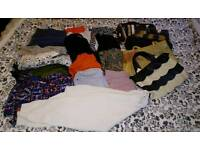 Joblot womens size 8 clothing and handbags