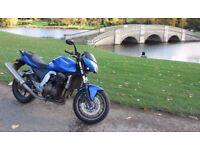 Kawasaki Z750 S 2006