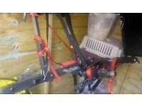 4X4 over spare wheel 3 bike rack
