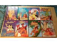 24 Walt Disney books (job lot)