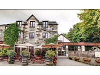 2+ Bar/Waiting Jobs with Live in Accommodation Available