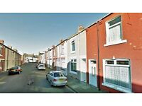 2 Bedroom House to rent in Rossall Street, Hartlepool, Durham, TS25. £360PCM