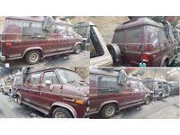 Breaking For PARTS !!! GMC Explorer LPG Petrol ,GMC Vandura 2500 Executive from 1994.
