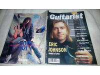 Vintage Guitarist Magazine Featuring Eric Johnson December 1991
