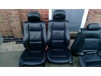 Bmw e46 coupe leather interior