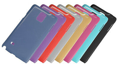 Ultra Thin Protector PC Hard Plastic Skin Case Cover For Samsung Galaxy Note (Hard Plastic Skin Case)