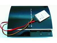 PS3 40GB hard drive