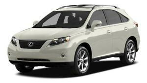 2011 Lexus RX 350 TOURING PACKAGE WITH REMOTE STARTER