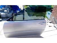 Bmw e46 coupe passenger door
