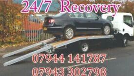 Recovery breakdown Newham