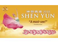 Shen Yun Performing Arts tickets for sale