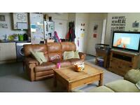 2 bed spacious gf housing association flat in NR2 area wanting to swap for 2/3 bed house with garden
