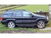 2001 Grand Jeep Cherokee