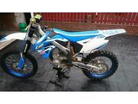 Tm 250 2011 px swap not crf kxf gasgas beta montesa sxf rmz