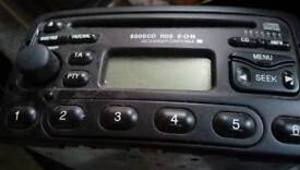 Car stereo - think it came from a daewoo matiz or Ford