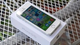 Selling White & Silver iPhone 5s - 64gb - Unlocked