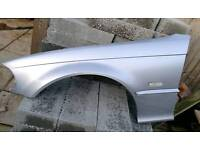 Bmw e46 coupe passenger wing