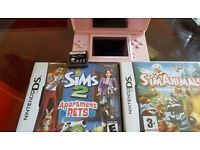 DS Lite - Pink - Bundle