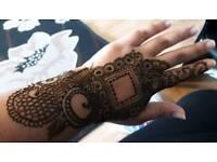 Self taught henna artist