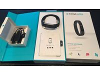 Fitbit Alta as new in original packaging Black size Large only 4 months old