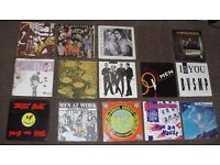 """COLLECTION OF 1980's 7"""" VINYL 45s. SINGLES. RECORDS. JOB LOT"""