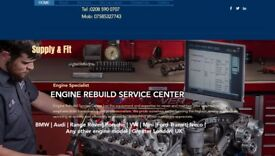BMW 3 Series Engine Recon, Rebuild ( 2000 - 2013 ) Supply & Fit