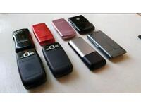 Samsung sony ericsson and Motorola mobile phone