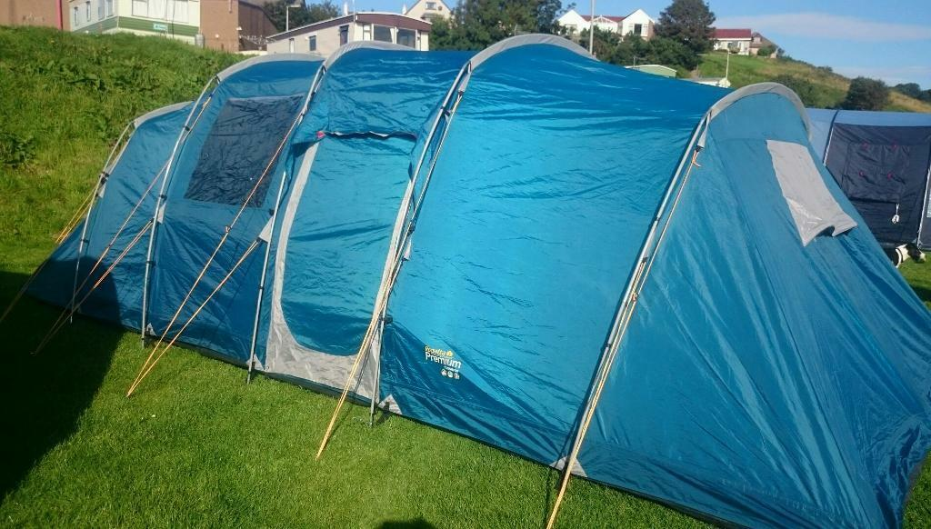 Regatta premium 8 man tent & Regatta premium 8 man tent | in Dundee | Gumtree