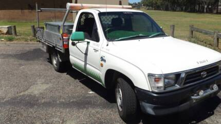 Hilux Work Ute Kanwal Wyong Area Preview