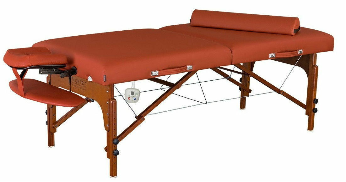 master santana therma top lx king size massage table - Massage Tables