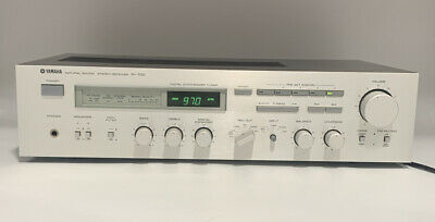 Vintage Yamaha R-700 Natural Sound Stereo Receiver Tested
