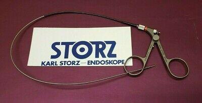 Karl Storz 27034s Laparoscopy Flexible Scissors 5fr X 43cm