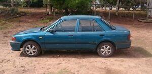1993 Mazda 323 sedan Lewiston Mallala Area Preview
