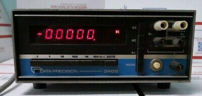 Data Precision Model 3400 See Description C2