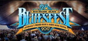 BLUESFEST Tickets x 2 Newcastle Newcastle Area Preview