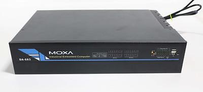 Moxa Da-683-dpp-t-xpe Industrial Embedded Computer - New